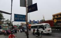 Kiến nghị xây nút giao 480 tỷ quốc lộ 1 - Nguyễn Văn Quá