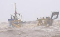 Thủ tướng: Khẩn trương cứu nạn 10 thuyền viên gặp nạn ở biển Cửa Việt