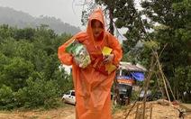 Trà Leng: sau tai họa lở núi là khó khăn chồng chất