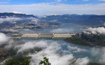 Trung Quốc tuyên bố xây xong đập Tam Hiệp sau 26 năm khởi công