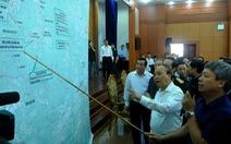 Thủ tướng bàn biện pháp khắc phục bão lũ cùng các bộ ngành, địa phương