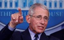 Nhà Trắng chỉ trích bác sĩ Fauci vì chỉ trích chính quyền 3 ngày trước bầu cử