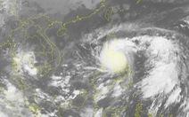 Siêu bão Goni sáng 1-11: Gió giật trên cấp 17