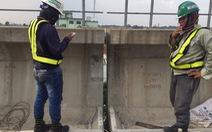 Đề nghị Tập đoàn Sumitomo cử đội điều tra độc lập sang điều tra vụ rớt gối cao su metro