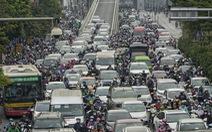 Thông xe vành đai 2 trên cao, đường Trường Chinh lại tắc hơn