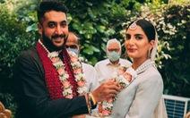 Ngành thời trang cưới ở Ấn Độ 'thay áo' thời đại dịch COVID-19