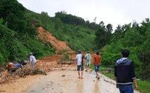 Tìm thấy thi thể nạn nhân bị đất đá núi đẩy xa đến 80m