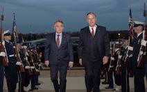 3 quan chức Bộ Quốc phòng Mỹ từ chức