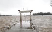 Mưa lớn, nước sông dâng quá nhanh, Quảng Nam lại ngập sâu