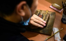 Nhật Bản tuyên chiến với văn hóa đóng dấu 'hanko'