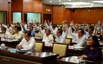 Tăng đại biểu chuyên trách cho TP.HCM khi tổ chức mô hình chính quyền đô thị