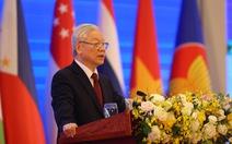 Tổng bí thư, Chủ tịch nước phát biểu khai mạc Hội nghị cấp cao ASEAN 37