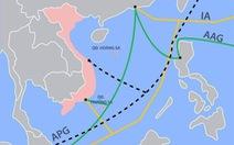 Việt Nam cần xây dựng xa lộ cáp quang biển lớn hướng đến mục tiêu kiến tạo xã hội số