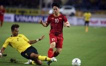 Tuyển Việt Nam gặp Malaysia ở vòng loại World Cup vào ngày 30-3-2021