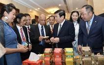 Cùng kiều bào Mỹ xây dựng mạng lưới phân phối, đưa hàng Việt Nam ra thế giới