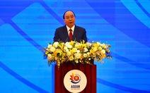 Thủ tướng Nguyễn Xuân Phúc nhắc lại cam kết mạnh mẽ của ASEAN ở Biển Đông