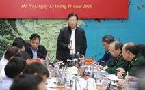 Các tỉnh miền Trung lên kế hoạch sơ tán 235.000 hộ dân tránh bão số 13