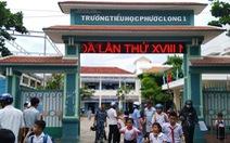 Trường bị tố bớt xén thức ăn của học sinh ở Nha Trang chọn bếp mới