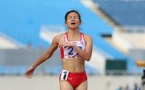 Nguyễn Thị Oanh phá kỷ lục quốc gia tồn tại suốt 17 năm