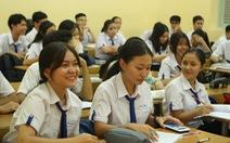 Bộ GD-ĐT đề nghị giữ nguyên mức học phí hiện hành ở tất cả các cấp học