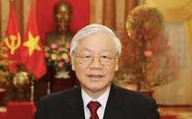 Việt Nam gửi điện mừng các tân tổng thống
