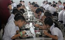 Nâng cao chất lượng dinh dưỡng học đường tại TP.HCM