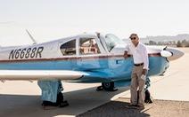 Phi công 100 tuổi thời Thế chiến thứ 2 vẫn lái máy bay hàng tuần