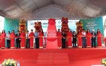 Cất nóc Bệnh viện Vạn Phúc Sài Gòn với tổng vốn đầu tư 864 tỉ đồng