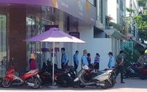 Bắt nóng nghi phạm tẩm xăng cướp ngân hàng TPBank ở Bình Tân