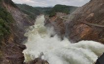 Bộ Công thương thu hồi giấy phép hoạt động thủy điện Thượng Nhật