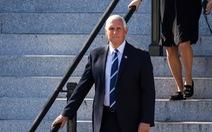 Phó tổng thống Pence khẳng định phe ông Trump sẽ 'chiến đấu tới cùng'