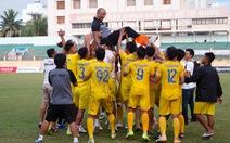 CLB Gia Định loại đội CAND có 9 cầu thủ HAGL để thăng hạng nhất 2021