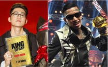 2 quán quân mới của Rap Việt và King of Rap gây tranh cãi