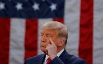 Ông Trump tweet rất dài: 'Hiến pháp vĩ đại bị vi phạm chưa từng có'