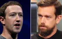 Chủ Facebook, Twitter tiếp tục ra điều trần tại Thượng viện Mỹ vì 'thiên vị chính trị'