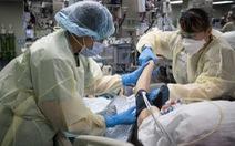 Bệnh nhân ở Mỹ lúc hấp hối vẫn không tin 'chết vì COVID-19'