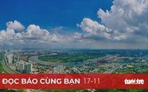Đọc báo cùng bạn 17-11: Chính quyền đô thị, người dân được lợi gì?