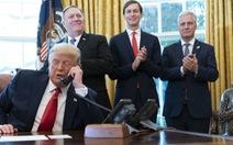 Cố vấn ông Trump: Nếu kiện không xong, sẽ chuyển giao quyền lực 'chuyên nghiệp'