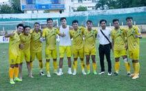 HLV của CLB Sài Gòn bị tố 'đi đêm' với cầu thủ Gia Định
