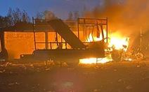 Tấn công tên lửa vào đại sứ quán Mỹ tại Iraq, 1 trẻ thiệt mạng