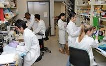 Tiến sĩ Việt vào top nhà khoa học trẻ tài năng
