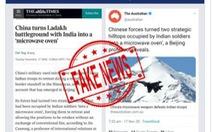 Ấn Độ bác tin Trung Quốc dùng vũ khí vi sóng ở biên giới
