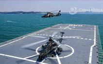 Bộ Ngoại giao: Tập trận của Trung Quốc không ở vùng biển Việt Nam