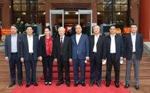 Khai mạc hội nghị cán bộ toàn quốc tổng kết công tác tổ chức Đại hội Đảng bộ các cấp