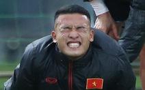 Cày ải ở V-League, cầu thủ U22 Việt Nam gặp khó trong ngày đầu tập luyện