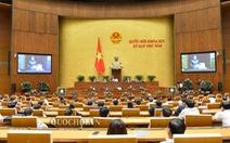 Tuần này Quốc hội bắt đầu phiên chất vấn