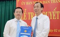 Ông Đinh Khắc Huy làm chủ tịch UBND quận Bình Thạnh