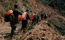 Tìm thấy 9 thi thể trong hai vụ sạt lở vùi lấp 13 người tại xã Phước Lộc