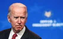 Ông Biden nói ông Trump 'vô trách nhiệm', dọa kiện tụng