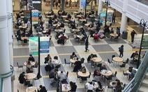 Người Việt đứng thứ 6 về số du học sinh tại Mỹ